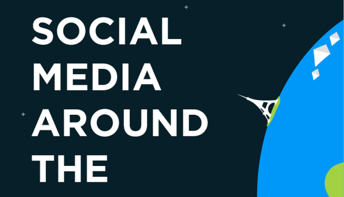 2014 in review: Social media around the world